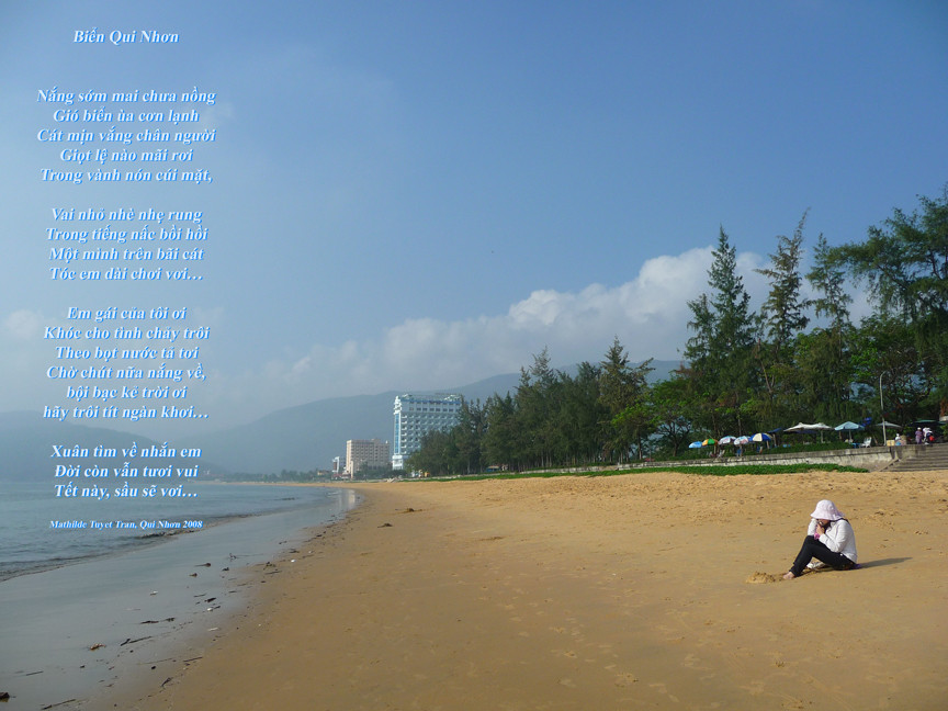 ©Mathilde Tuyết Trần, Qui Nhơn 2008