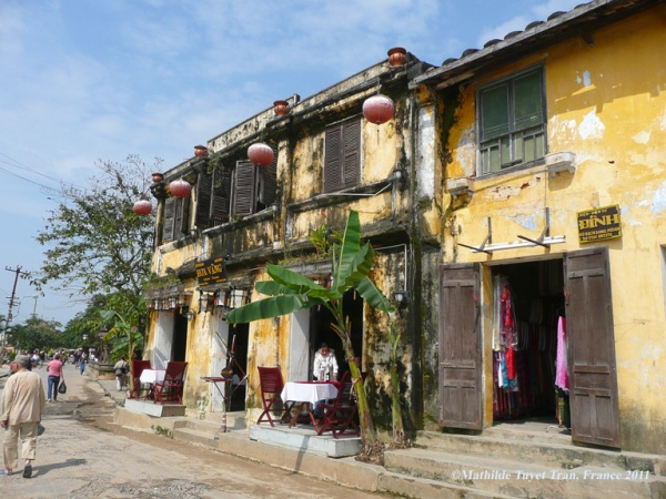 Hoi An (Faifo) était le port vers l'extérieur du Viet Nam au 17ème siècle.  Photo: Mathilde Tuyet Tran 2011