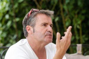 Ông Paul François, nhà nông tại Bernac, Pháp